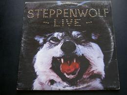 STEPPENWOLF - Live - 2 X LP - Rock