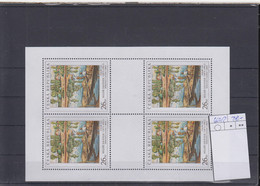 Tschechische Republik Michel Cat.No. Mnh/** Sheet 660/662 - Blocchi & Foglietti