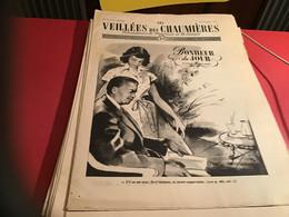 Les Veillées Des Chaumières Paraissant Le Mercredi Et Le Samedi 1951 - 1950 - Oggi