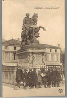 Cognac - Statue François Ier - Cognac