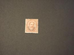 ERITREA - 1893 - RE 10 C., ASSAI LINGUELLATO - NUOVO(+) - Eritrea