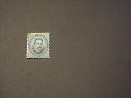 ERITREA - 1893 - RE 25 C., Parzialmente Gommato - NUOVO S.G. - Eritrea