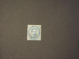 ERITREA - 1893 - RE 25 C., Assai Linguellato - NUOVO(+) - Eritrea