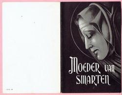 Bidprentje - Maria Josephina Leonia KEMPEN Echtg. Victor VANDENBERGH - Geel 1895 - 1963 - Andachtsbilder