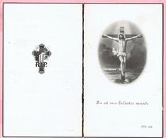Bidprentje - Frans GOOSSENS Wed. Anna Maria KAERS - Geel 1880 - 1963 - Andachtsbilder