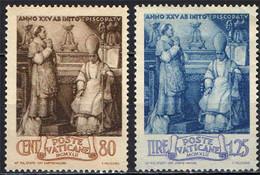 VATICANO - 1943 - 25° EPISCOPATO DI PIO XII - MH - Nuevos