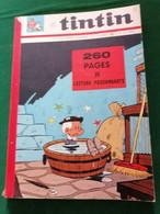 Tintin - Receuil De 5 Revues Hebdomadaires N° 39 - 40 - 41 - 42 - 43 - 22ème Année  - N° 43 - Tintin