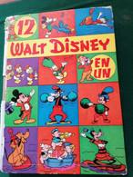 Les Belles Histoires De Mickey - Année 1958 Complète - N° 48 à 59 - Mickey - Autres
