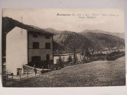 Italy Italia Postcard MONTEPIANO Villino TERRA ROSSA Propr. Gualtieri. Fot. A. Canale - Firenze. Non Spedita. - Firenze