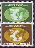UNITED NATIONS Vienna 9-10,unused - VN