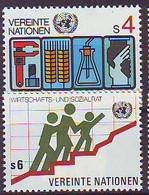 UNITED NATIONS Vienna 14-15,unused - VN