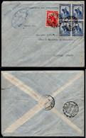 CA097- COVERAUCTION!!! - PERU 1936 - CALLAO  TO IQUITOS - CONSULAR COVER - Peru
