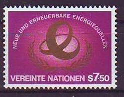 UNITED NATIONS Vienna 20,unused - VN