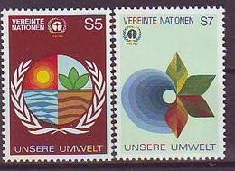 UNITED NATIONS Vienna 24-25,unused - VN