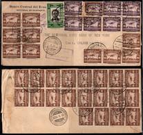 CA099- COVERAUCTION!!! - ECUADOR 1932 - GUAYAQUIL TO CALI - Ecuador