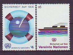 UNITED NATIONS Vienna 30-31,unused - VN