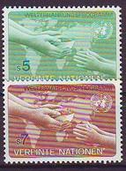 UNITED NATIONS Vienna 32-33,unused - VN