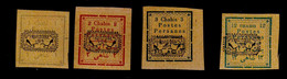 Iran (1902-03)   - Timbre Surcharge - Neuf Sans Gomme - No Gum - Iran