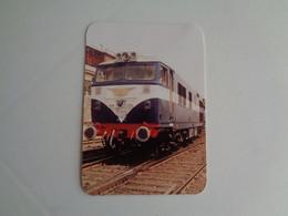 Train Clube De Entusiastas Do Caminho De Ferro Portugal Portuguese Pocket Calendar 2003 - Small : 2001-...