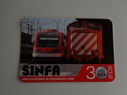 Train Syndicate Portugal Portuguese Pocket Calendar 2010 - Small : 2001-...