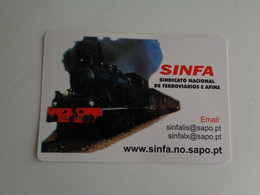 Train Syndicate Portugal Portuguese Pocket Calendar 2006 - Small : 2001-...