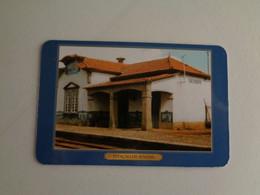 Train Junta De Freguesia Do Entroncamento Estação De Sendim Portugal Portuguese Pocket Calendar 2001 - Small : 2001-...