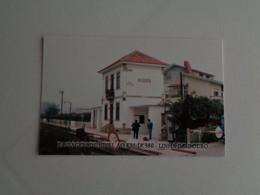 Train Junta De Freguesia Do Entroncamento Passagem De Nivel Portugal Portuguese Pocket Calendar 2004 - Small : 2001-...