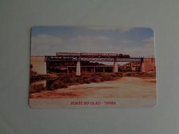 Train Junta De Freguesia Do Entroncamento Ponte Do Gilão Tavira Pocket Calendar 2005 - Small : 2001-...