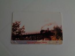 Train Junta De Freguesia Do Entroncamento Ponte Da Linha Do Tâmega Pocket Calendar 2005 - Small : 2001-...