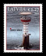 Latvia 2021 Mih. 1139 Irbe Lighthouse MNH ** - Latvia