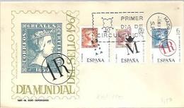 FDC 1967  MARCA SISO - FDC