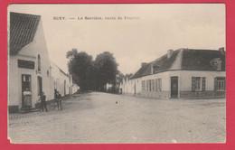 Bury - La Barrière , Route De Tournai ... Café Du Coin ( Voir Verso ) - Peruwelz