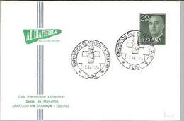 POSTMARKET  ESPAÑA   1976  ELDA - Rode Kruis