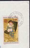 """PICASSO Europa  80c Y.T.1840 SEUL Sur Enveloppe PUB """" Pharmacie """" De  67 STRASBOURG  Le 25 II 1975 Pour 94260 FRESNES - 1961-...."""
