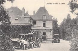 Château Du Bois D'ARLON, TOP ANIMATION, Calèches, éditeur: Habran-Schmit, Place De La Gare, Arlon - Arlon