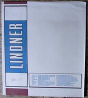 Lindner - Feuilles NEUTRES LINDNER-T REF. 802 420 P (4 Bandes) (paquet De 10) - A Nastro