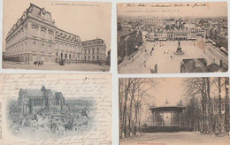 SAINT  QUENTIN  ( 02 )  LOY  DE  11CPA  &    3  CPSM     DIVERSES  ( 21 / 9 / 245  ) - Saint Quentin
