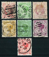 Victoria (Británica) Nº 83/86-91/93 Usado - Usati