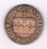 TOKEN 1985  OOSTENRIJK /7307/ - Austria