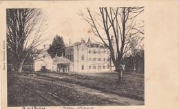 ANTHEE (commune De ONHAYE), Château D'Ostemrée, éditeur: Henry Deroyer, Anthée - Onhaye