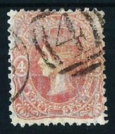 Victoria (Británica) Nº 32 Usado - Usati