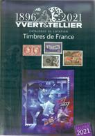 YVERT Et TELLIER  France 2021 Couleur 1450 Pages état Neuf - Francia