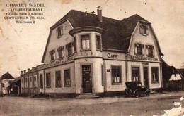 GUEWENHEIM   Café Restaurant Charles Wadel - Altri Comuni