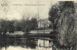 CHERY (Cher) Chateau De Maurepas Vue Du Parc RV - Otros Municipios