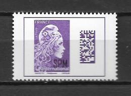 2020 - **MNH - Marianne Internationale - Faciale 2.00 € - Neufs