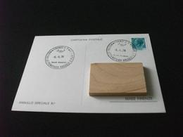 Cartolina Postale MOSTRA LETTERATURA RAGAZZI E FILATELIA  FIRENZE - Beursen Voor Verzamellars