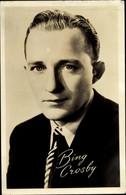 CPA Schauspieler Bing Crosby - Acteurs
