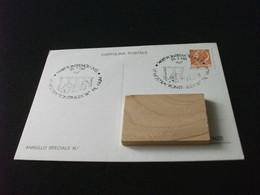 Cartolina Postale VI° MOSTRA PONTPHILEX 81 PONTREMOLI MS 1981 - Beursen Voor Verzamellars