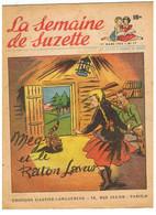 La Semaine De Suzette N°17 Du 27/03/1952 Meg Et Le Raton Laveur - La Semaine De Suzette