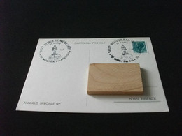 Cartolina Postale IV° MOSTRA FILATELICA PONTREMOLI MS 1979 - Beursen Voor Verzamellars